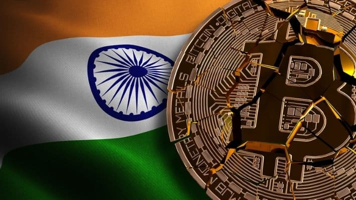 Indian Govt. Reportedly Working on Law to Ban Crypto