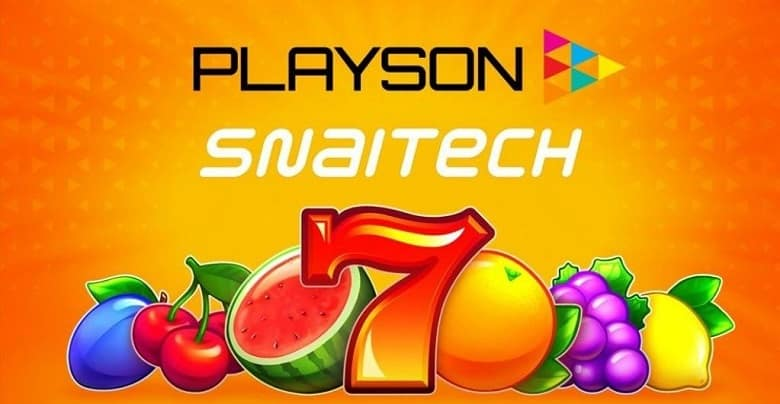 Playson Partners with SNAITECH to Launch Content on its Platform