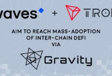 Photo of TRON and Waves Tech Join Hands to Build Inter-Chain DeFi