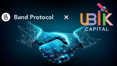 Photo of Band Protocol to Expand dApps – Gets Support from Ubik Capital