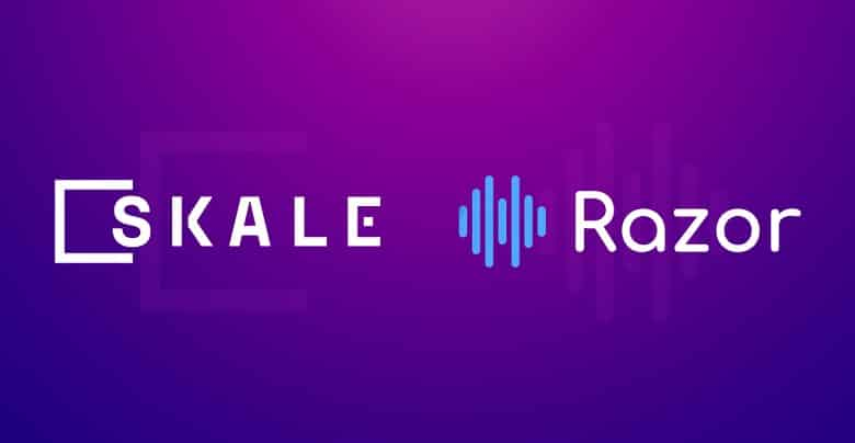 Razor Network Joins Hands With Elastic Blockchain Skale