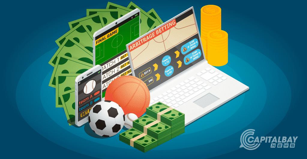 Complex sports arbitrage investment anna durek investments
