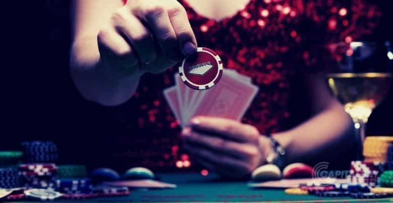 Raked Poker Game