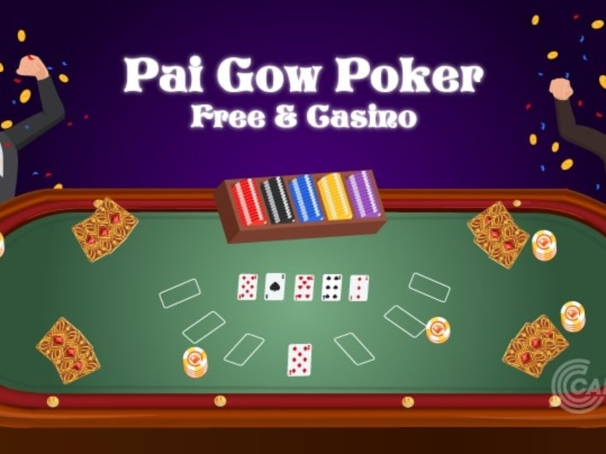 Pai Gow Poker Free Casino How To Play And Arrange A Hand