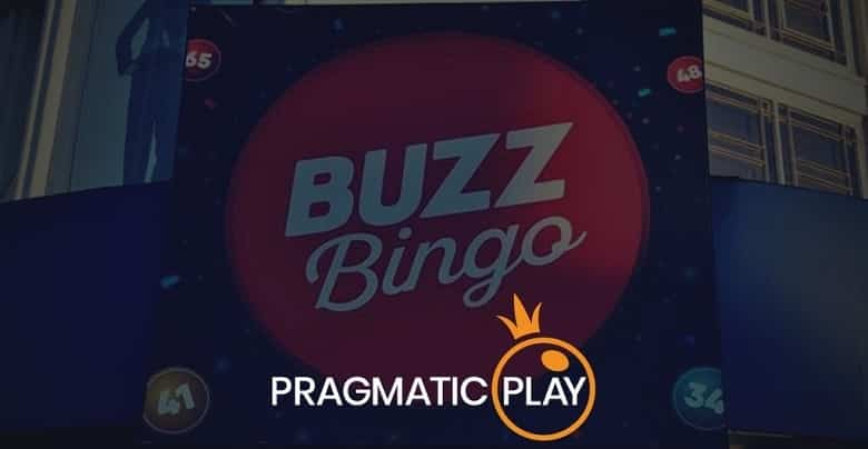 Pragmatic Play now an official partner of Buzz Bingo