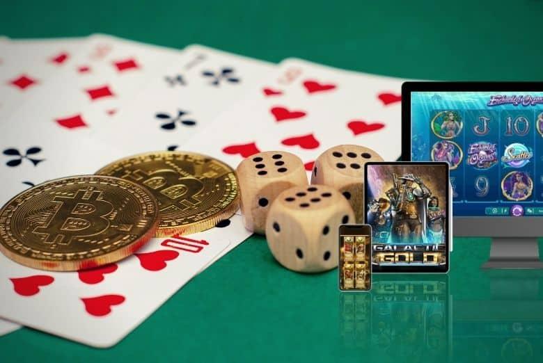 Bitcoin an Offspring of Online Gambling